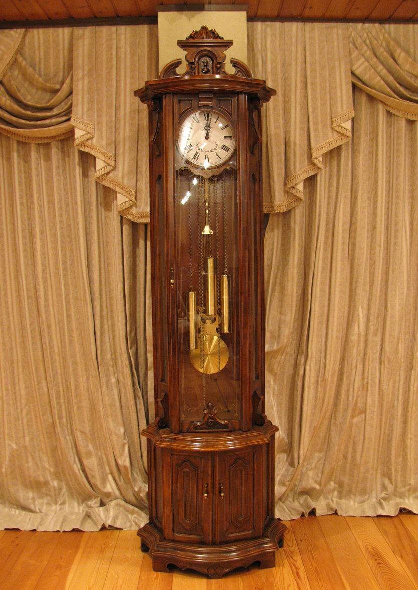 のっぽ の 古 時計 大きな
